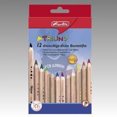 Kredki ołówkowe Trilino