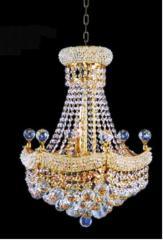 Stylowy kryształowy żyrandol, Galeria 77