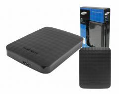 PS Dysk przenośny Samsung HDD zewnętrzny, 1TB USB