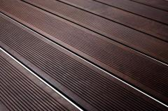 Heat-treated wood products