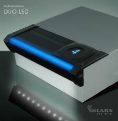 Profile schodowe DUO LED