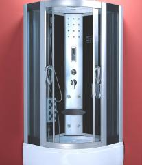 Kabiny prysznicowe z sauną