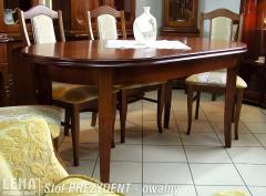 Stół President owalny