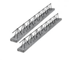 Ceramsite concrete partition panel