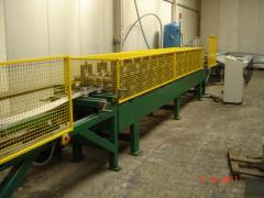 Profilarka rolkowa  do produkcji profili z blach