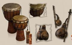 Instrumenty afrykańskie