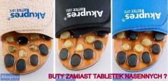 Foot massage platforms