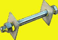 Śruba montażowa słupa