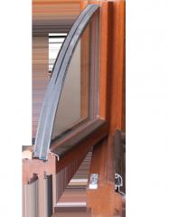 Okna drewniane energooszczędne DJ78