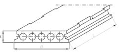 Płyty stropowe kanałowe