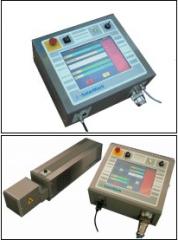 Przemysłowy laser znakujący e-SolarMark