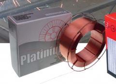 Drut spawalniczy Platinium 0,8mm =15kg