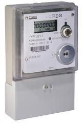 Elektroniczny jednofazowy licznik energii elektrycznej z komunikacją cyfrową LS1.1 Złoty medal targów Automaticon 2006