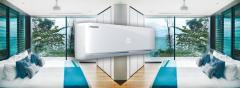 Urządzenia klimatyzacyjne domowe