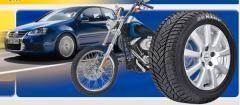 Opony dla mototransportu