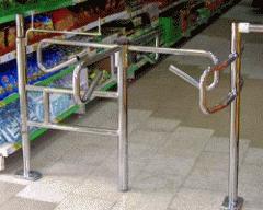 Środki kontroli dostępu do lokale