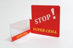 Osłonka Cenowa Stop Super Cena
