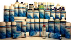Substancje chemiczne (chemikalia) do anodyzowania aluminium