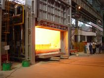 Car-bottom furnaces for heat treatment