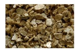 Vermiculite (slabs)