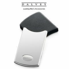 Wizytownik Dalvey Steel & Leather