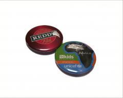 Znaczki reklamowe typu Buttons