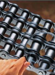 Łańcuchy rolkowe -typ A