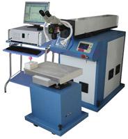 Punktowa spawarka laserowa