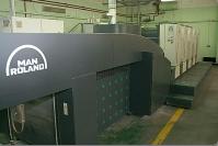 Maszyny do drukowania offsetowego
