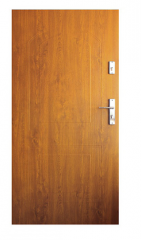 Smooth doors