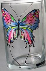 Stained glass paints