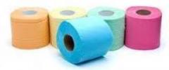 Perfumed toilet paper