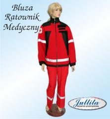 Bluza polarowa ratownik medyczny