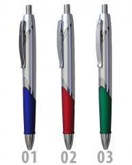 Długopis Quatro Silver