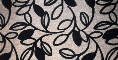 Fabrics for interior paneling