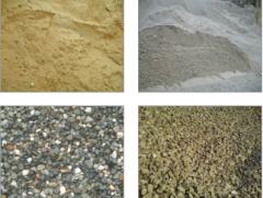 Loose materials