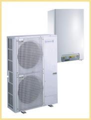 Pompa ciepła powietrze-woda Alezio AWHP MIV-II