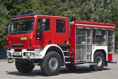 Pojazd Iveco Eurocargo 150E28WS z kabiną załogową