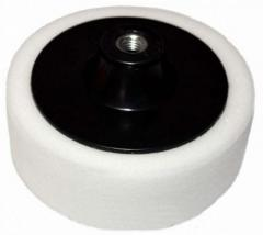 Gąbka polerska 150x50mm biała (M07910)