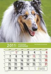 Kalendarze domowe