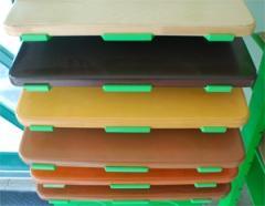 Parapety drewniane wewnetrzne - WMP Wood product