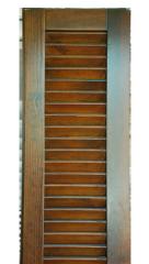 Okiennice drewniane - WMP Wood product