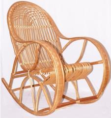Armchairs wicker