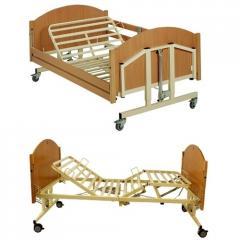 Łóżko rehabilitacyjne Bariatric 4P