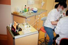 Meble do gabinetów stomatologicznych