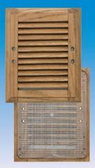 Kratka uniwersalna drewniana 170 x 210 mm