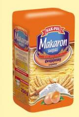 Pasta egg products