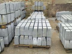 Granite curbs