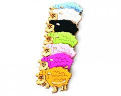 Magnes owce z filcu