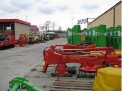 Maszyny i sprzęt rolniczy